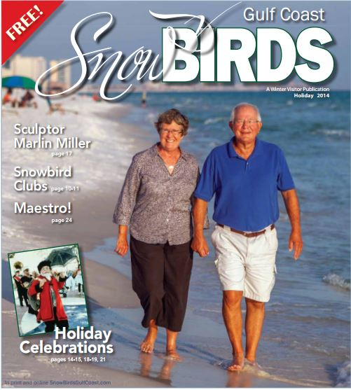 Cover Couple: Holiday 2014