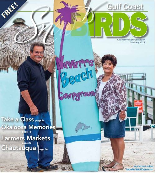 Cover Couple: January 2015
