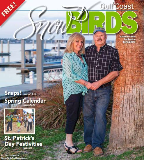 Cover Couple: March 2015