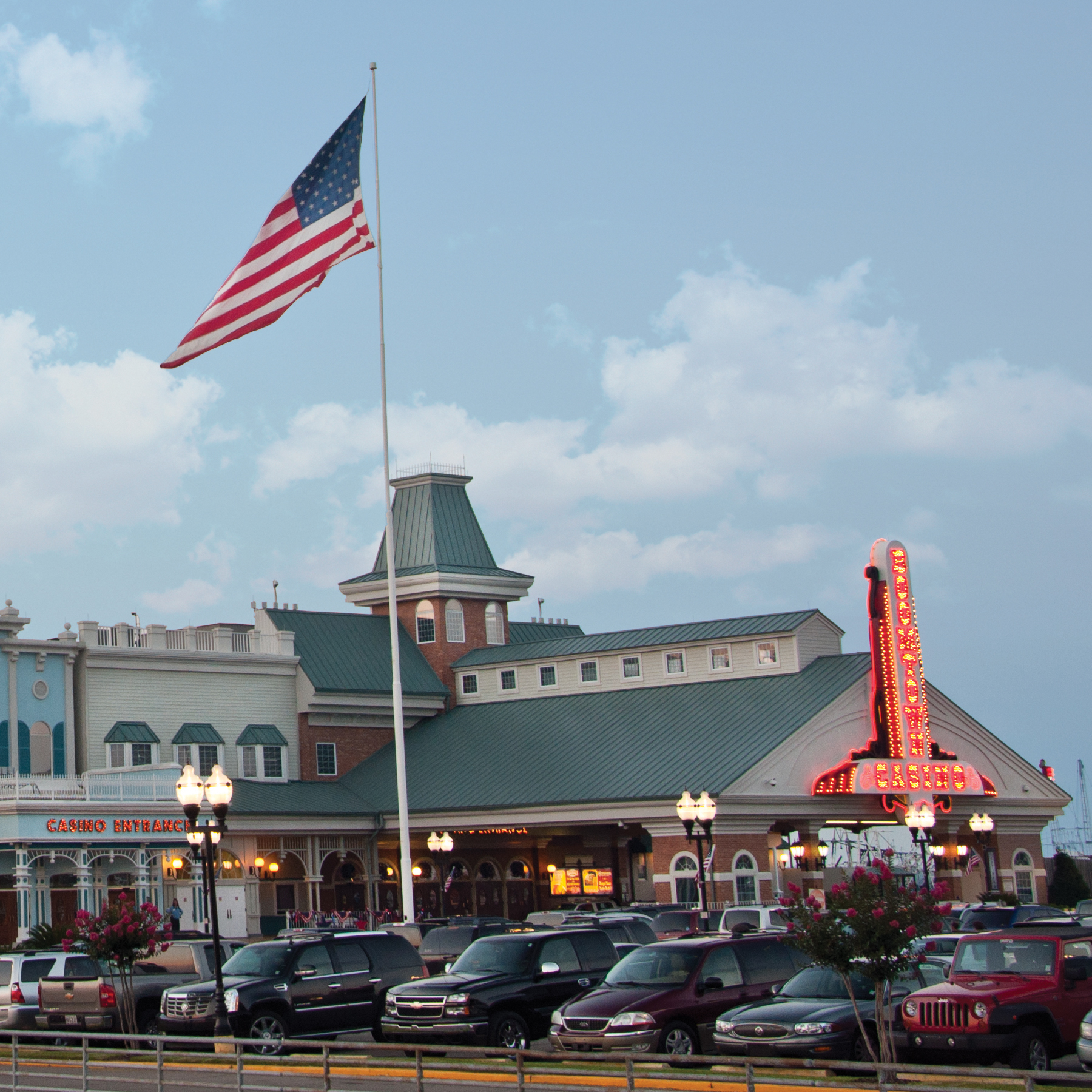Get in on good times at Boomtown Casino Biloxi