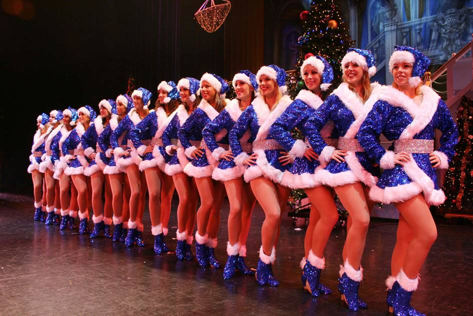 Beau Rivage announces holiday events, entertainment