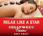 Hollywood Casino Spa Ad