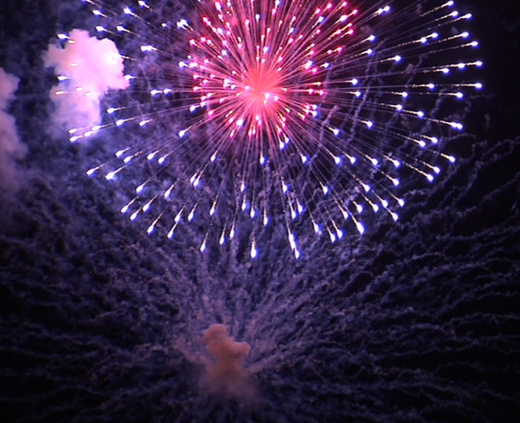 Fireworks and Festivities Mark the Fourth of July Holiday Along the Northern Gulf Coast
