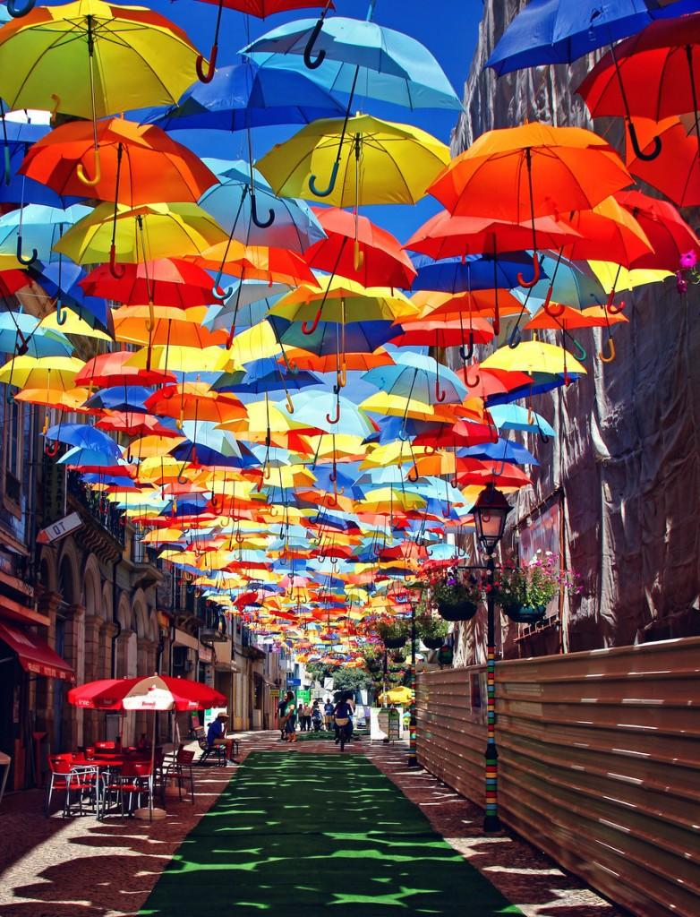 A Touch of Europe: the Umbrella Sky Festival is Coming to Pensacola