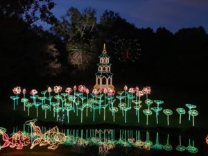 Bellingrath Gardens and Home celebrates 23 Years of Magic Christmas in Lights