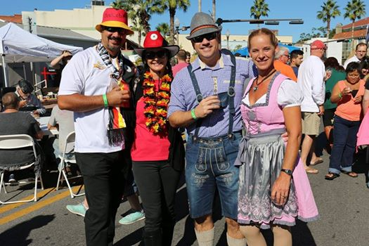 Panama City Oktoberfest Returns to Historic Downtown Panama City