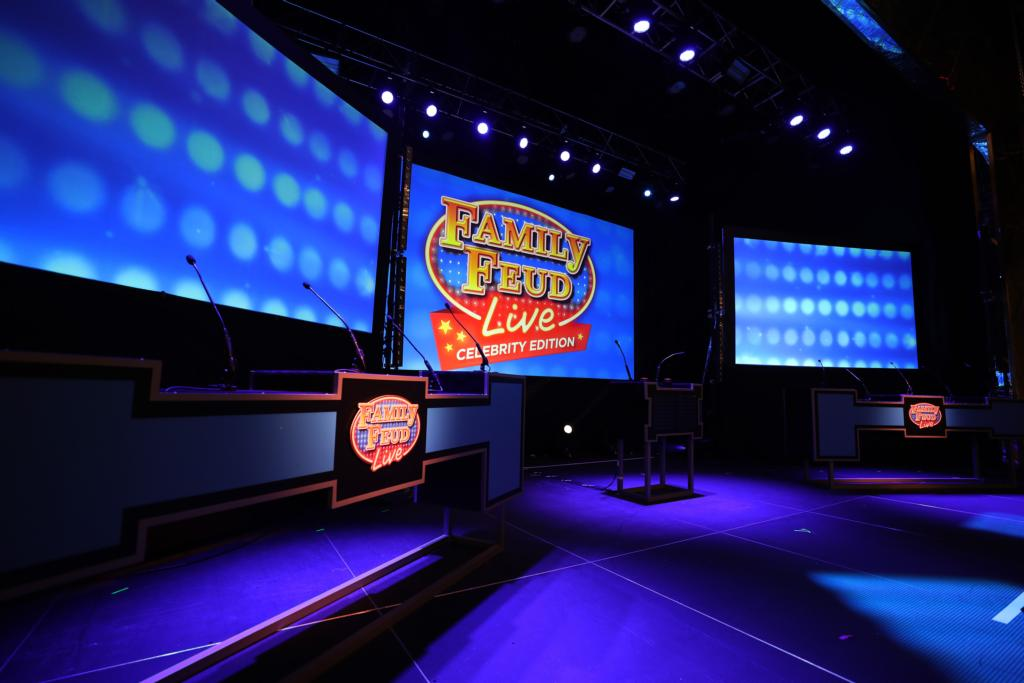 Survey Says! Family Feud Live: Celebrity Edition Comes To Beau Rivage