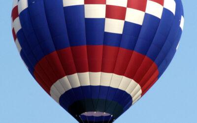 Balloons take Flight at OWA, May 2021