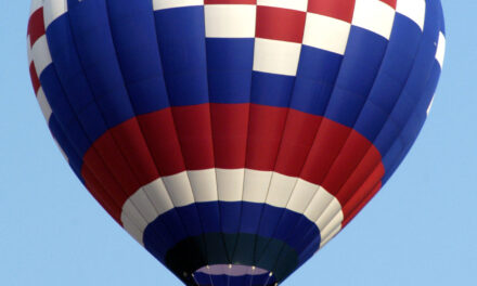 Balloons take Flight at OWA, May 2021
