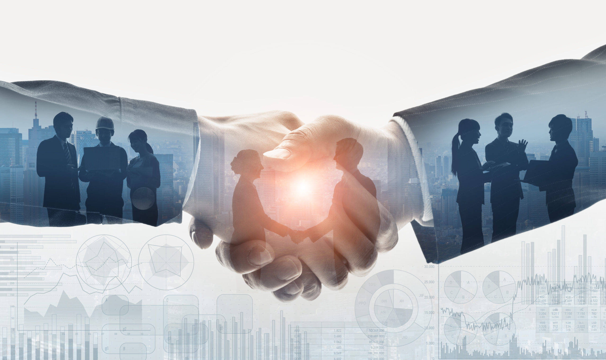 Business,Communication,Concept.,Marketing.,Shaking,Hands.,Teamwork.