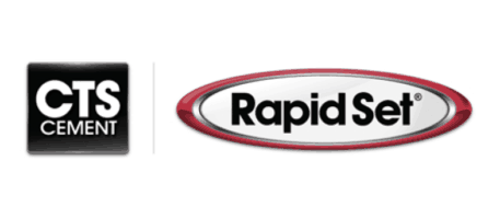 CTS Cement / Rapid Set Logo