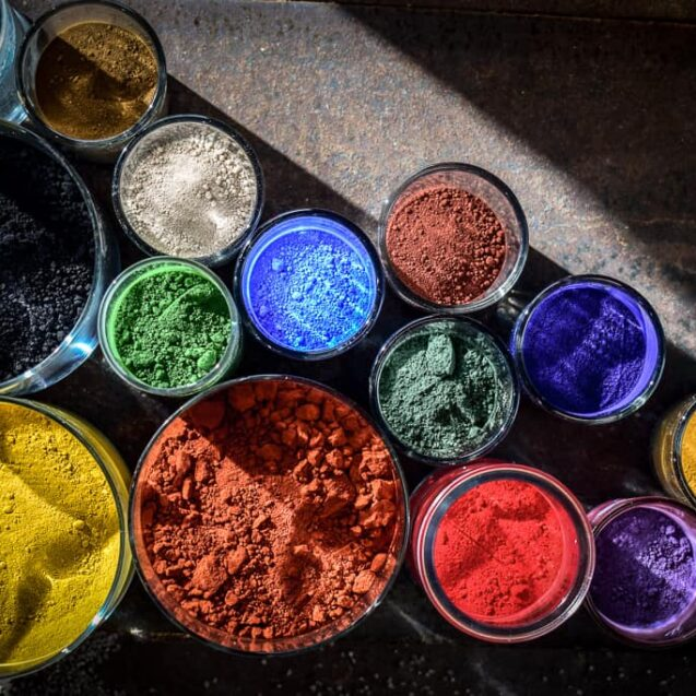 integral color for cement and concrete