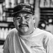 Manuel Rocha - Production Manager - Cement Colors