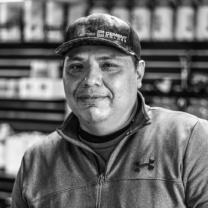 Javier Frias - Product Specialist - Cement Colors