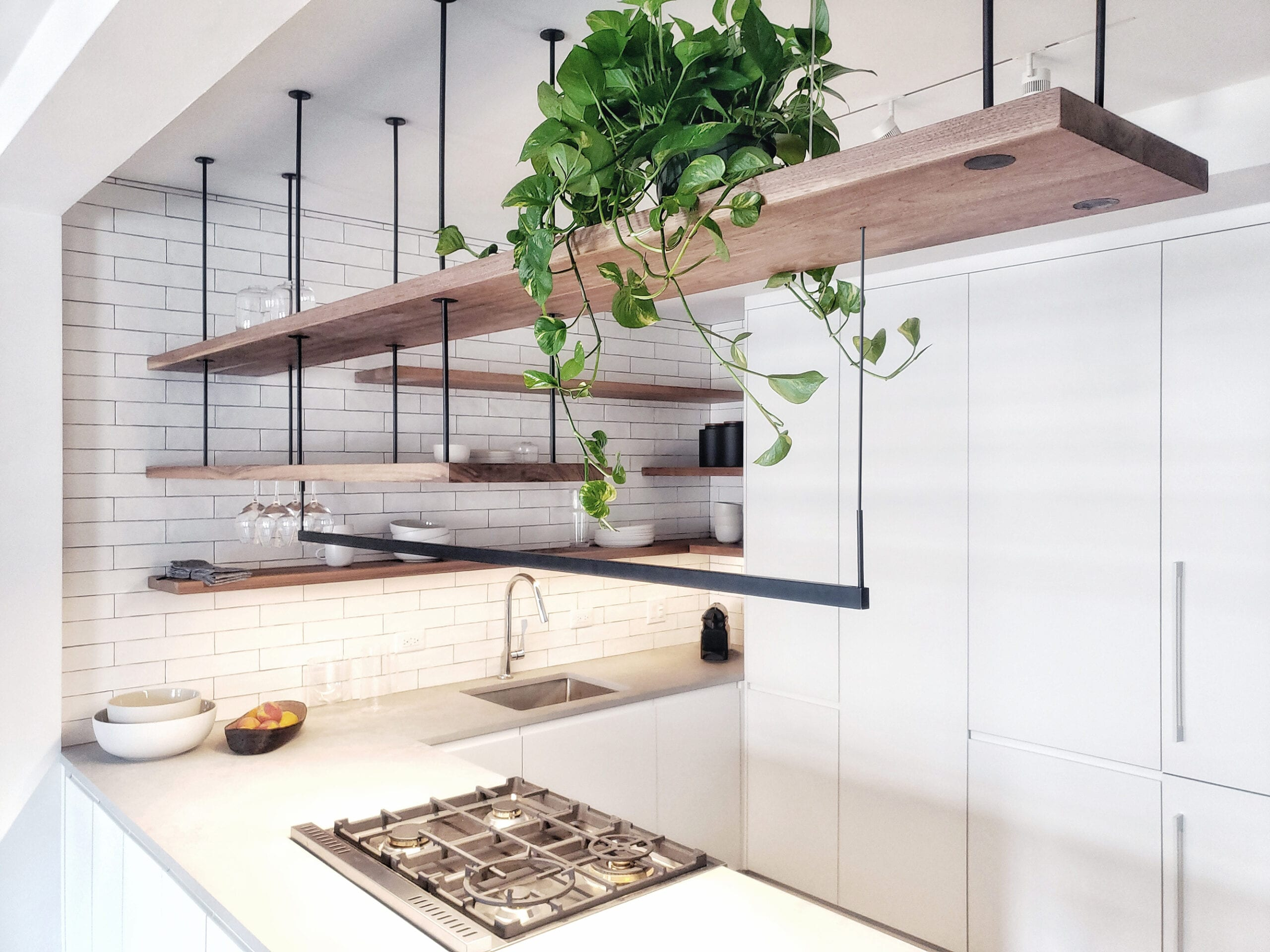 Image of BD Apartment Design and Shelves