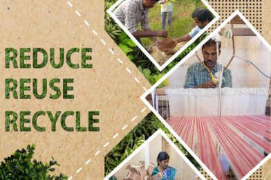 Reduce, Reuse, Recycle– A Conscious Practice