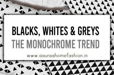 Blacks, Whites & Greys – The Monochrome Trend