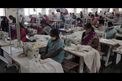 AAURAA HOME FASHION and it's women –  weaving a new tradition in women's empowerment