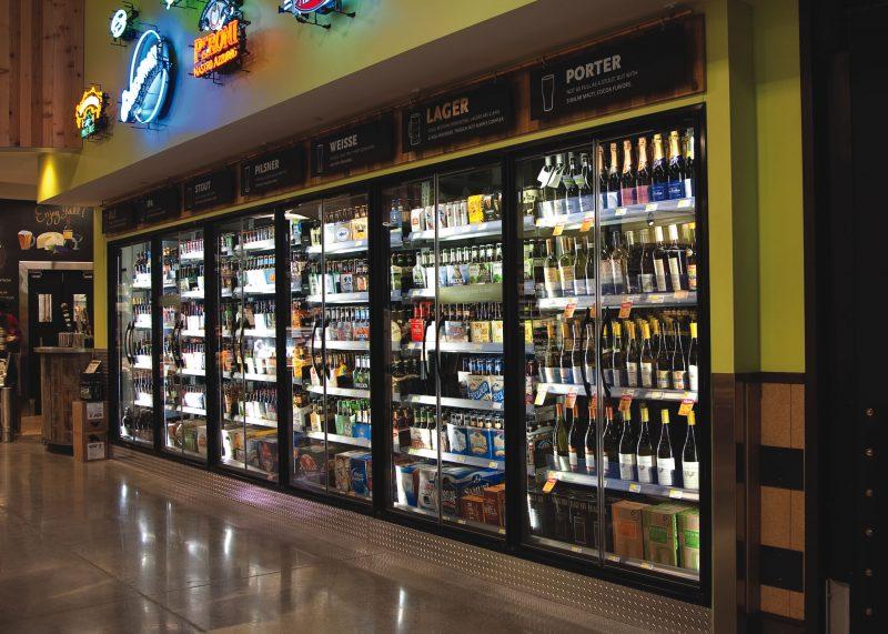 VersaRoll on NT for beer & wine