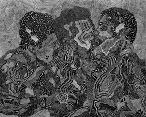 Menage a Trois by David Paul Kay
