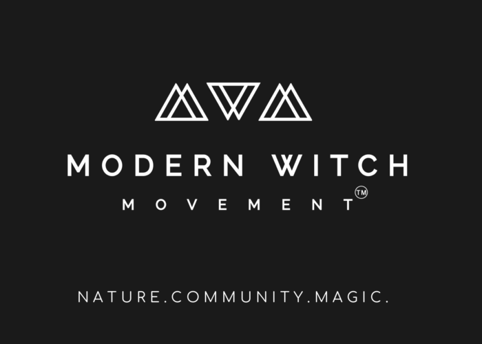 Logo for Modern Witch Movement