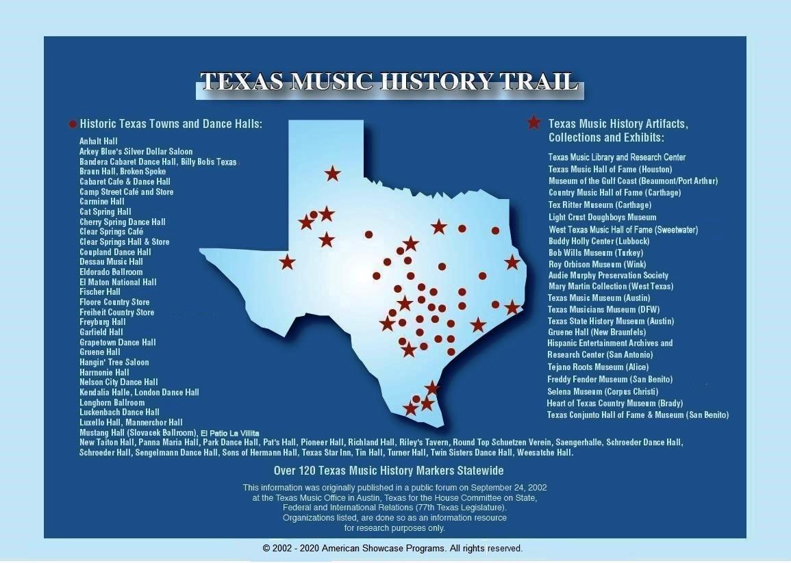 Music Trail w Spoke Map 2020