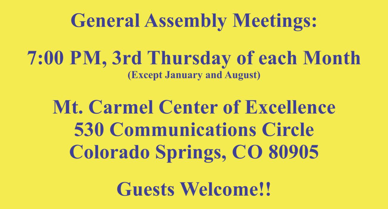 Colorado Springs Mineralogical Society