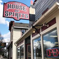 Akron's House of Spirits