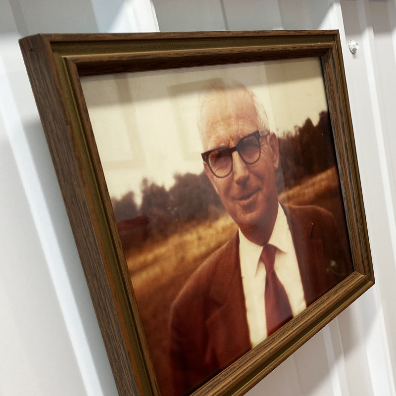 Picture of Distiller's grandfather