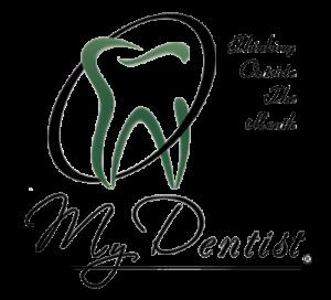 My Dentist footer logo
