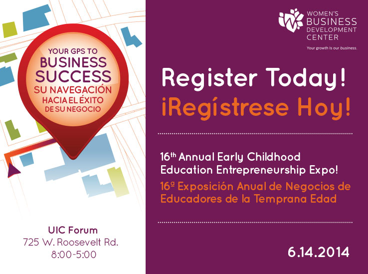 THE 16TH ANNUAL EARLY CHILDHOOD EDUCATION ENTREPRENEURSHIP EXPO