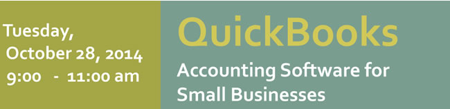 Free Quickbooks training event Berwyn