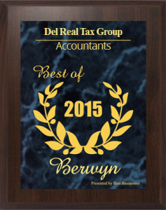 best chicago accountants of berwyn award