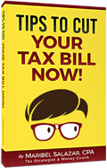 Tips to Cut Your Tax Bill Now