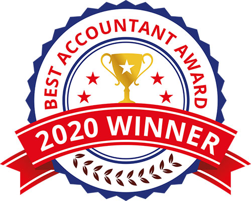 Best Accountant Award 2020 Winner