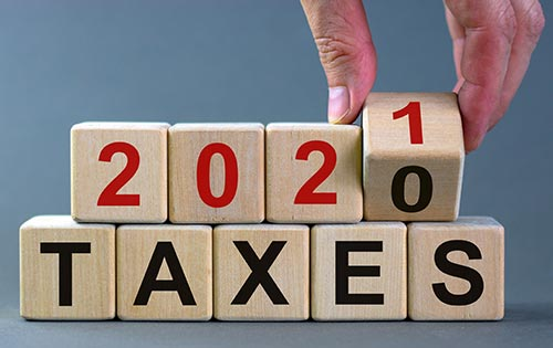 Tax Planning for Small Business 2021