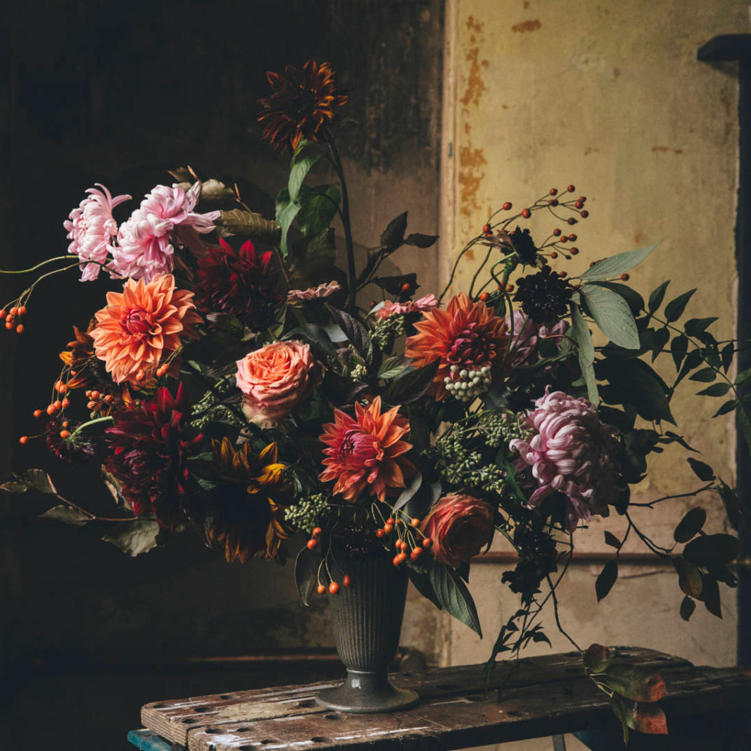 Image Nailed It Flower arrangement on table