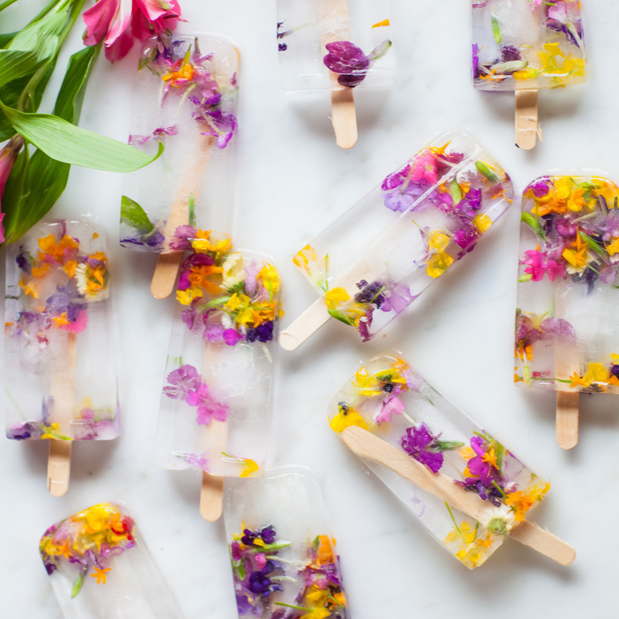 Image Nailed It Flower popsicles