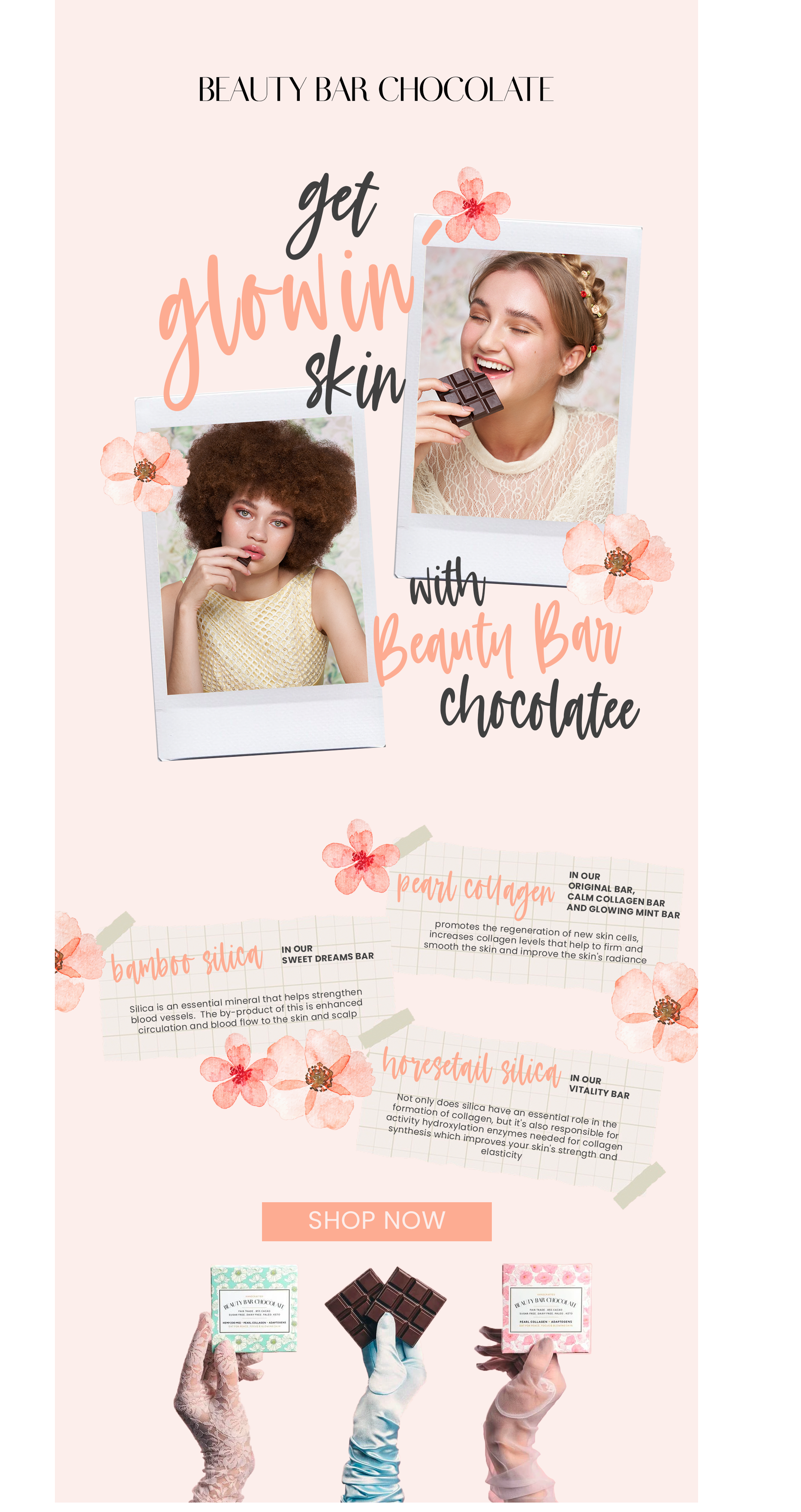 Beauty Bar Chocolate Email 4