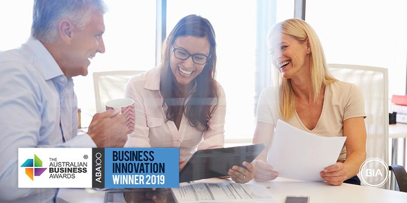 Business Innovation Awards