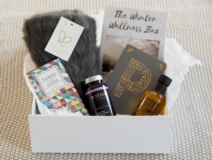 The winter wellness box