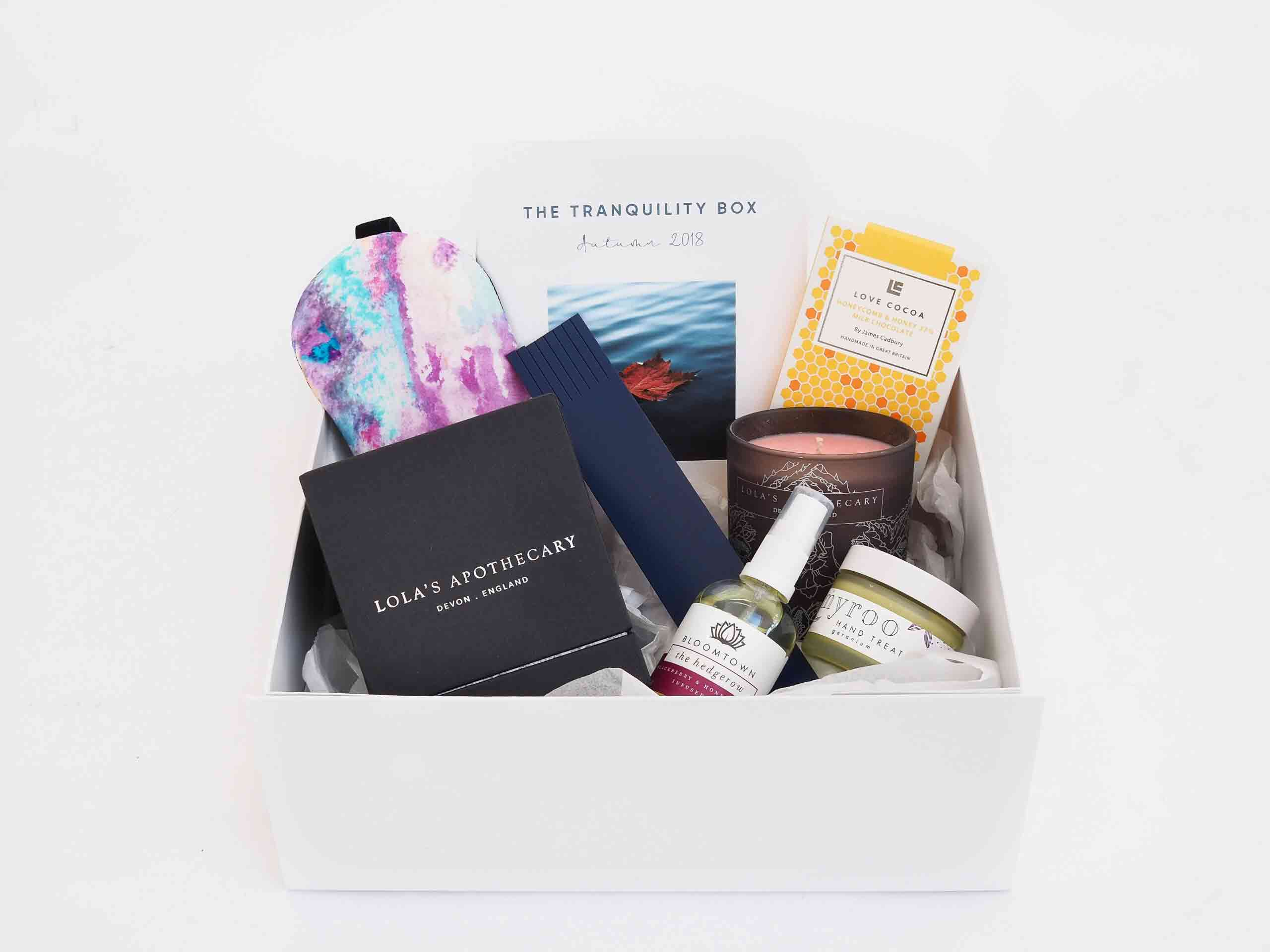 The Tranquility Box