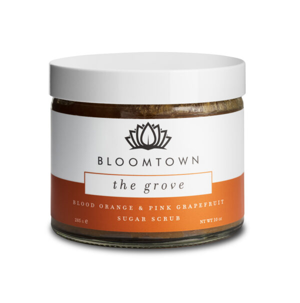 Bloomtown The Grove Sugar Scrub
