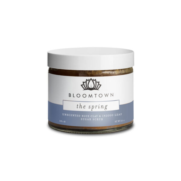 Bloomtown The Spring Sugar Scrub