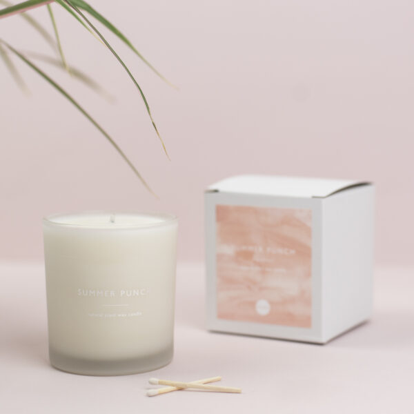 Moi-Meme Summer Punch 20 cl Soy Wax Candle
