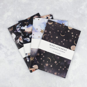 Nikki Strange Design Celestial Notebook Collection