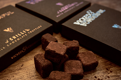 Wicked and Wonderful Truffle Collection