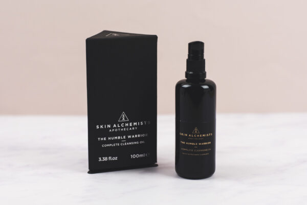 Skin Alchemists The Humble Warrior Complete Cleansing Oil