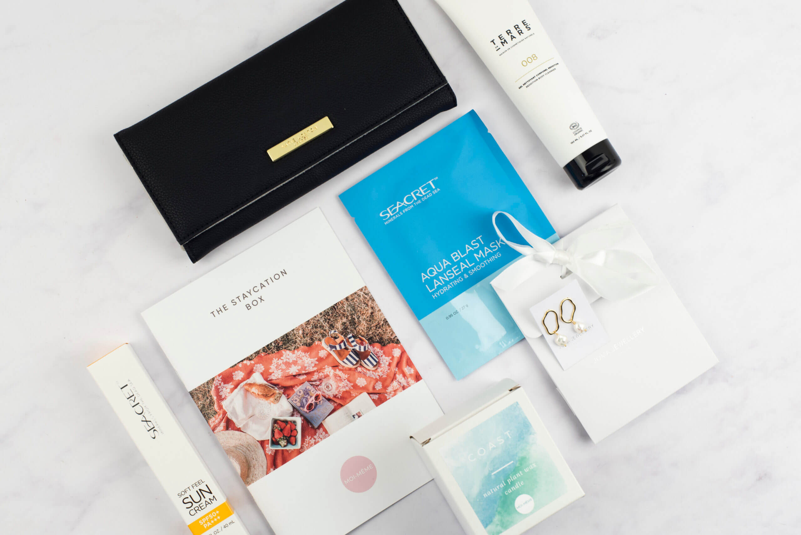 The Staycation Box