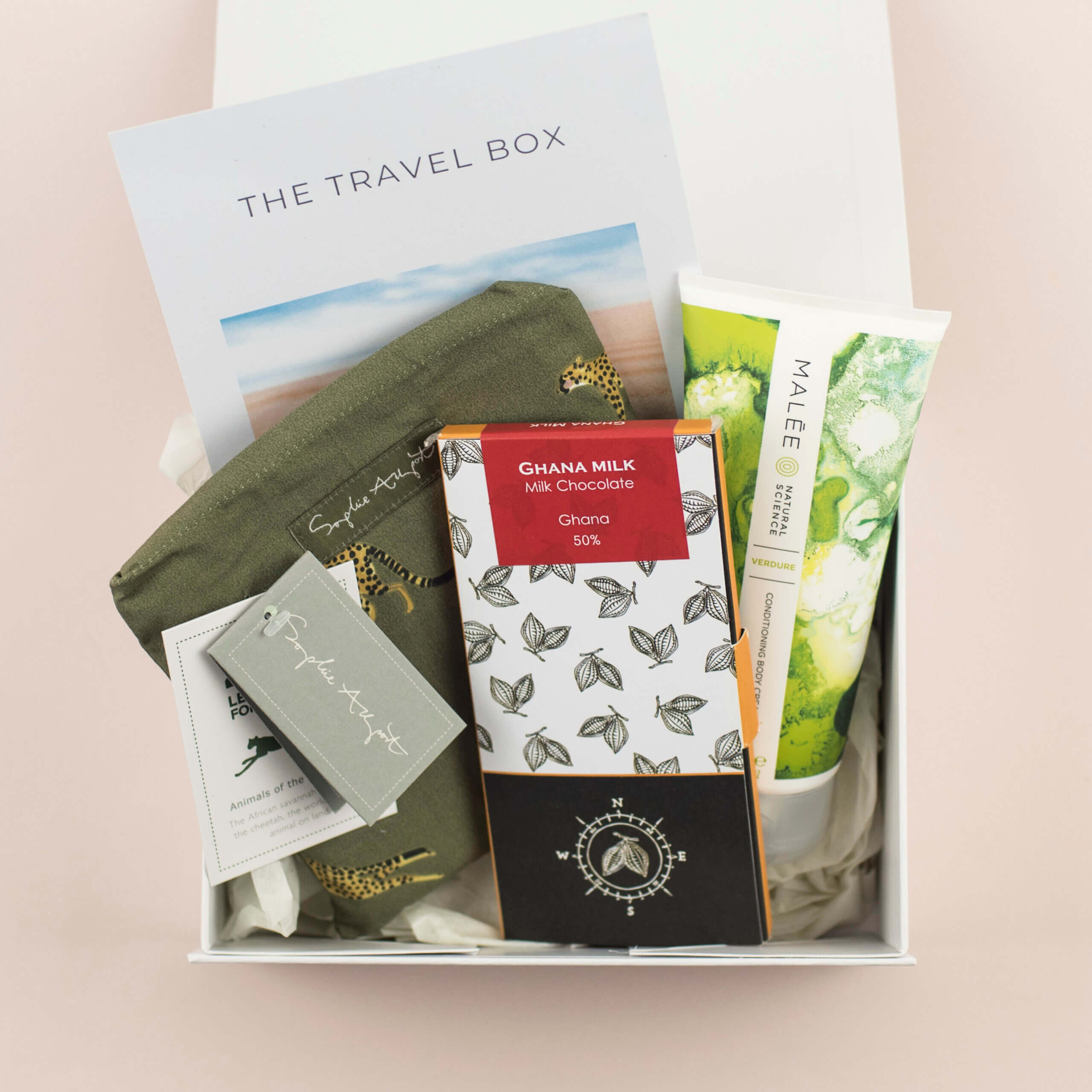 The Travel Box